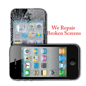 We Repair Broken Screens
